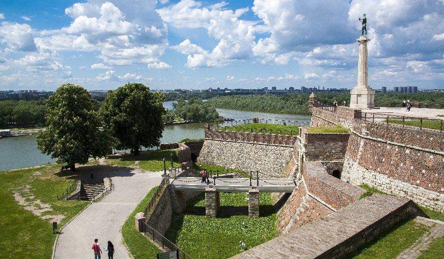 Park Kalemegdan I Beogradska tvrđava