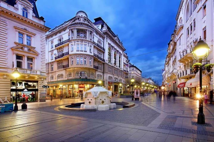 Ulica Knez Mihaila